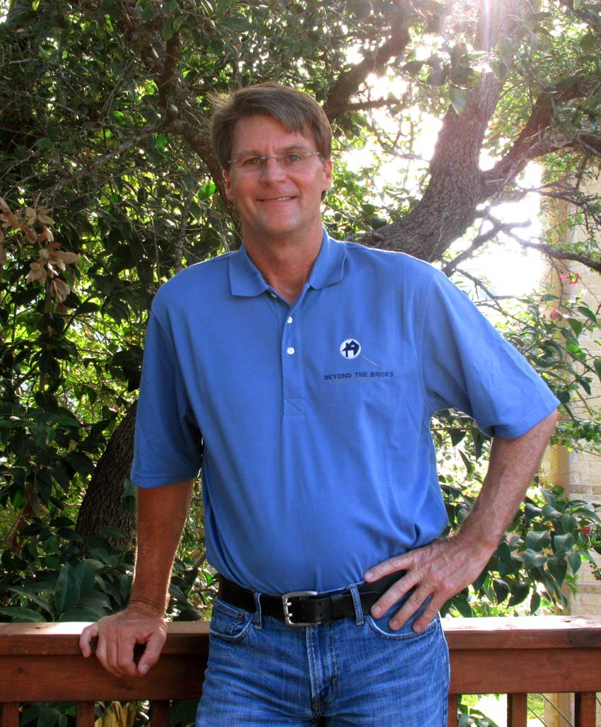 Certified Home Inspector Russell Reed